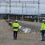 Byggledare miljö infrastrukturprojekt