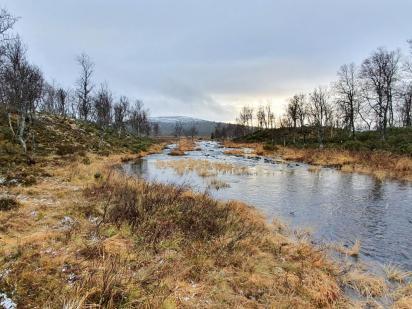 vattendrag Jämtland